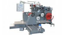 Foil winding machines for low and high voltage for cast resin transformers