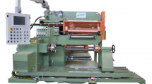 Foil winding machines for low voltage
